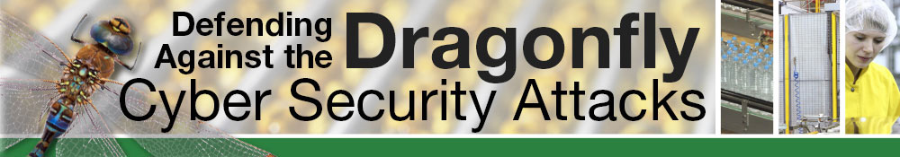 Dragonfly Cyber Security Attacks