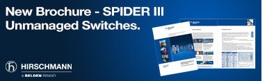 SPIDER III Unmanaged Switches