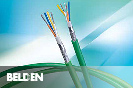 DataTuff Cat 5e PROFINET Cables from Belden