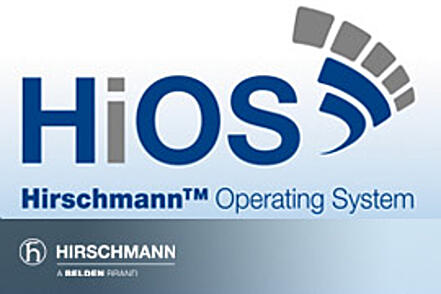 New Hirschmann HiOS 5.0 operating system