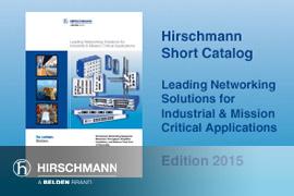 Hirschmann Industrial Networking Short Catalog (English EMEA Version)