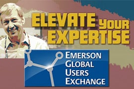 Emerson Global Users Exchange