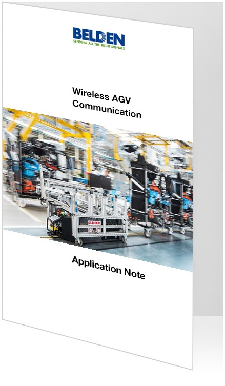 Wireless AGV communication