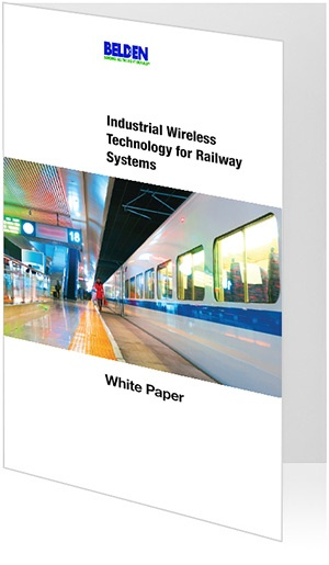 WP Industrial Wireless Technology for Railway Systems
